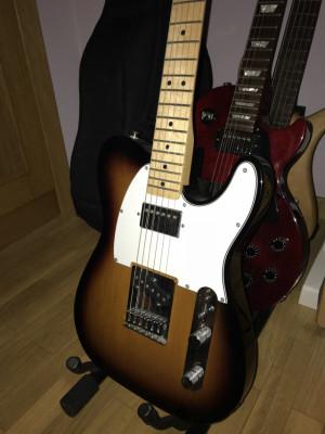 Vendo Fender Telecaster Mexico