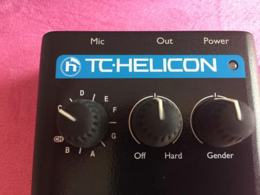 TC Helicon C1