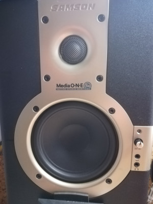Samson Media One 5a Monitor de estudio