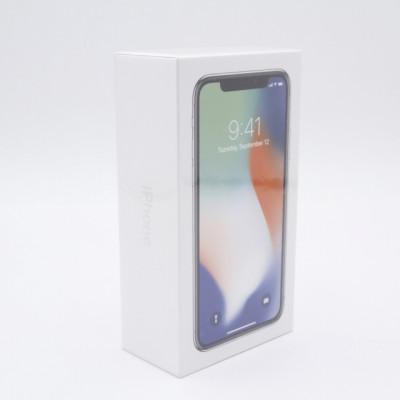 Móvil IPHONE X 256 GB Silver Precintado E321078