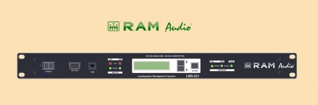 Ram audio los 221