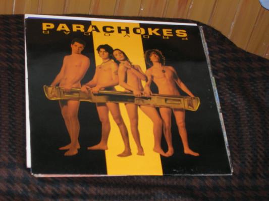 Rock & Roll-Parachokes