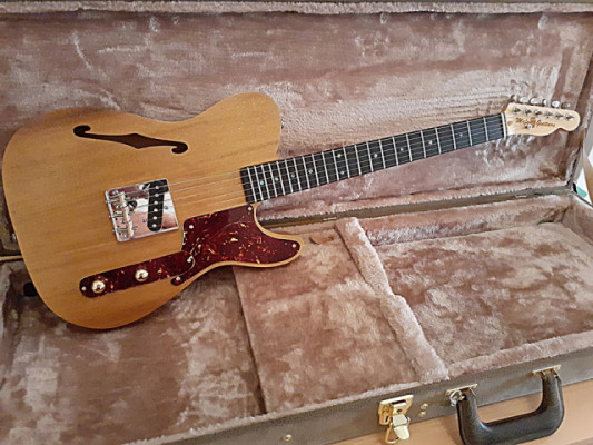 REBAJA FINAL! Telecaster Thinline Esquire Custom Mojo guitars.(No Fender)