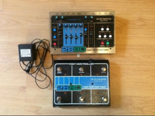 Looper Electro Harmonix 2880 ehx