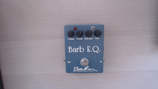 Ecualizador Barber Barb Eq
