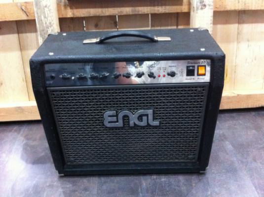 ENGL Screamer 50 + footswitch Z5