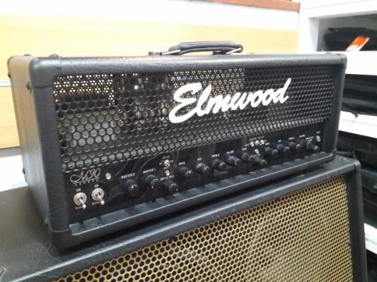 Cabezal y pantalla Elmwood M90 Modena