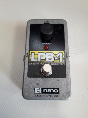 ELECTRO HARMONIX LPB-1 BOOSTER PEDAL