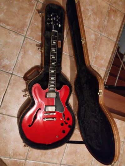 2016 Gibson es-335 cherry