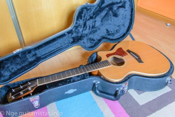 Taylor 414ce-FLTD 2012