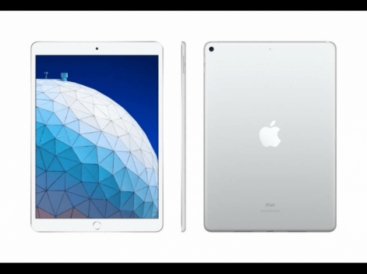 iPad Air 2019 64 GB Wi-Fi + Cellular gris espacial NUEVO!