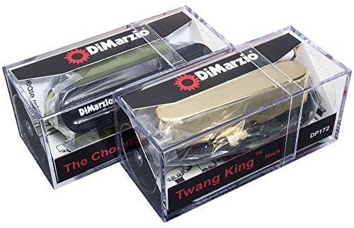 DiMarzio The Chopper T & Twang King gold