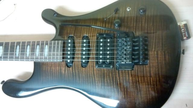 MD Guitarra electrica
