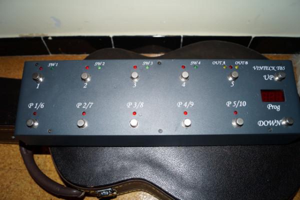 Vendo Switcher para pedales Vintek TB5