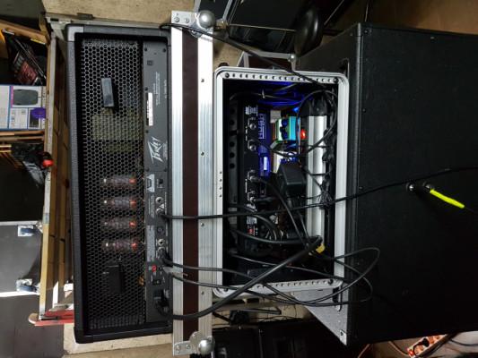 Peavey 6505+ y Rack