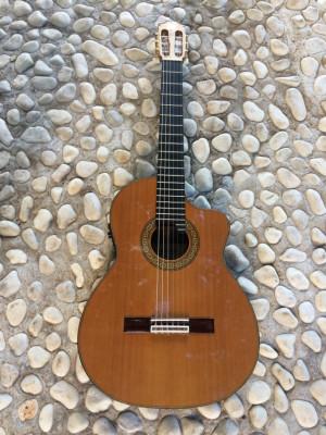guitarra clásica Admira Sofia E cutaway/previo