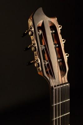 Luthier Marcos Jiménez: GYPSY BOSSANOVA