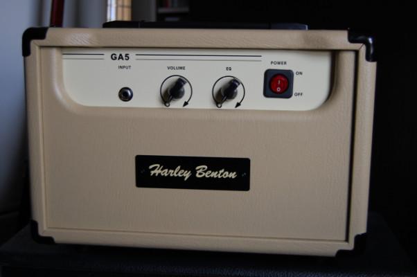 Cabezal Harley Benton GA5