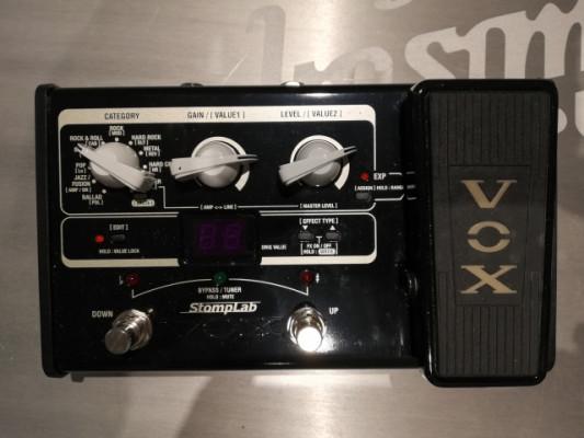 Multiefectos VOX