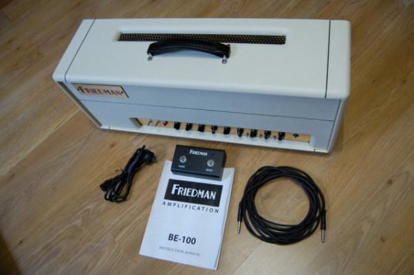 Friedman BE-100 Custom White