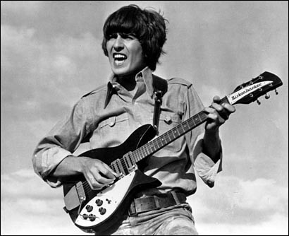 Se busca 1era guitarra similar a George Harrison para proyecto musical serio