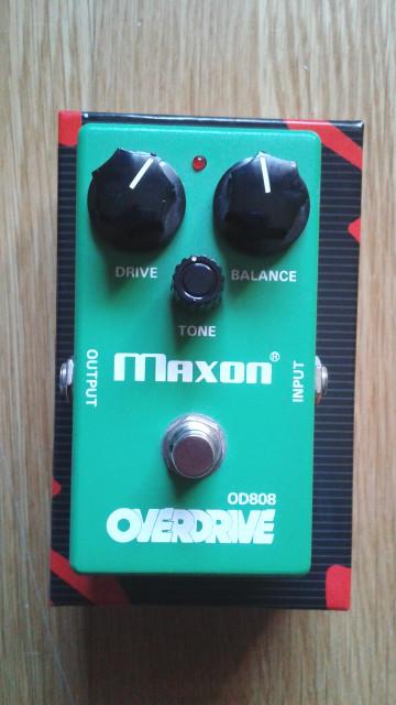 Maxon OD808 //Reservado//