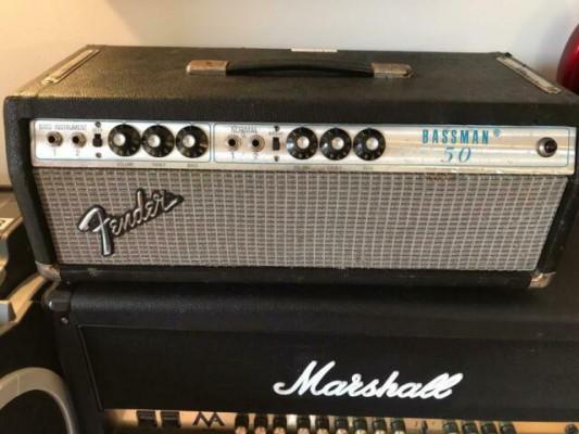 Compro fender bassman 50 o bassman 70