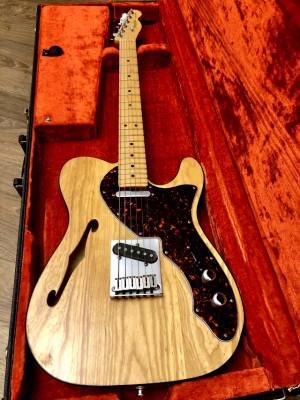 Fender American de luxe thinline telecaster 90s