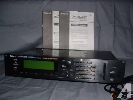 Chollo !!! Sintetizador Roland JV 2080 - Excelente estado - Gran oportunidad