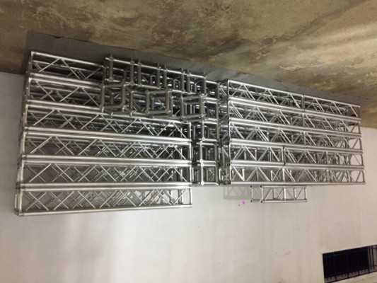 Super oferta Pack Quad Truss Alutek / Litec