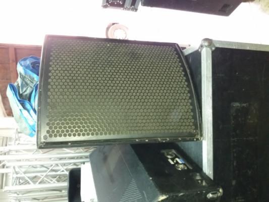 Set de monitores ADAMSON 12MX