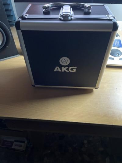 akg p420 (envio incluido)