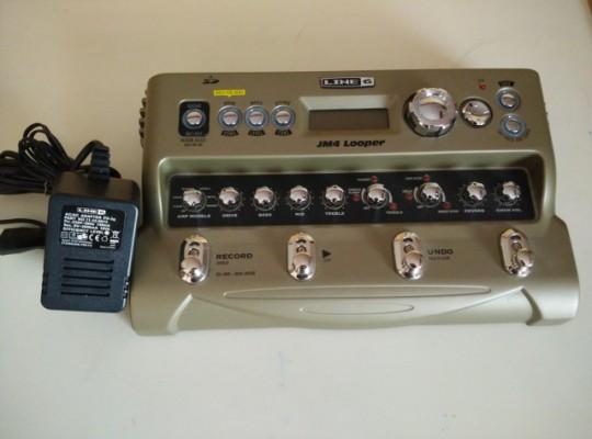 Pedalera LINE6 JM-4 Looper