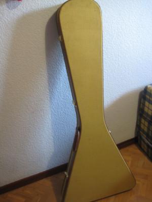 : Estuche Cibeles Tweed para guitarras V (REBAJADO)