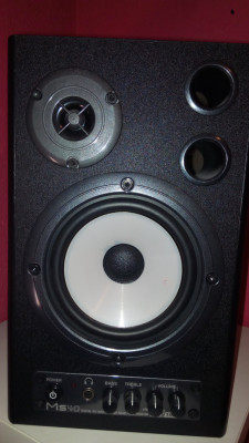 Monitores de estudio Behringer MS-40 (40W)