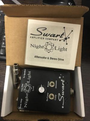 Swart atenuador Night Light 22W