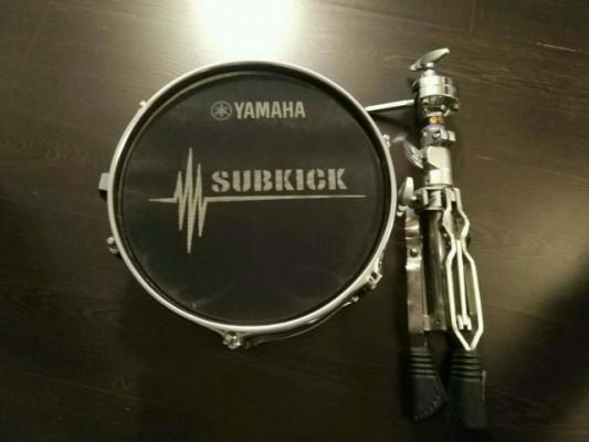 Cambio Yamaha subkick por At4033