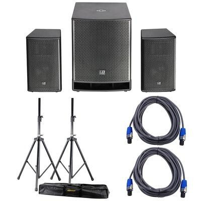 Equipo LD Systems Dave 18 G3 + ... (1200W)