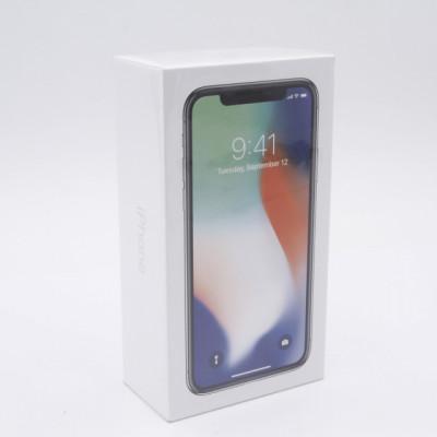 IPHONE X 64GB Silver Nuevo Precintado E321327