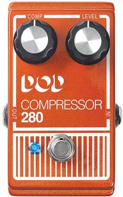 DOD Compressor 280 o BBE Opto Stomp