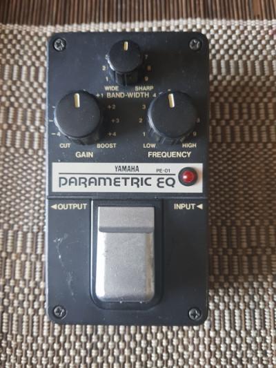 Yamaha Parametric EQ PE-01