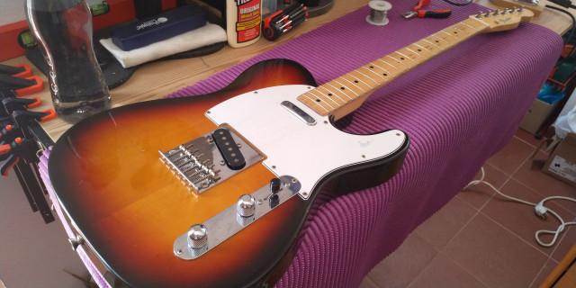 Fender telecaster Japonesa