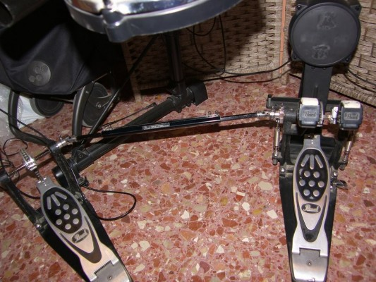 Doble Pedal Pearl P122 TW