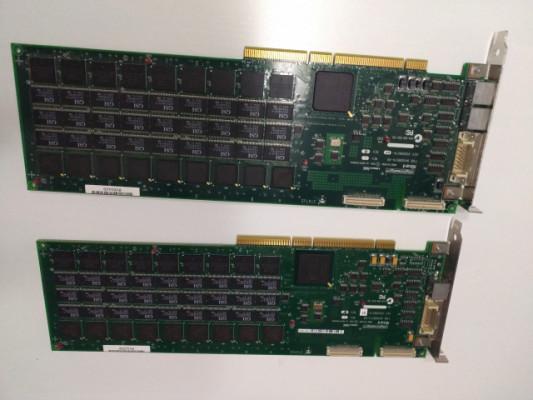 Tarjetas protools hd Tdm pci/pcix con cables flex