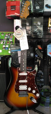 Fender Strat Deluxe Lonestar HSS MIM