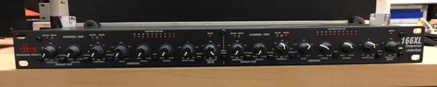 Compressor/Limiter/Gate dbx 1666XL