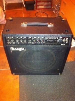 O Cambio Mesa Boogie Mark IV + Extras