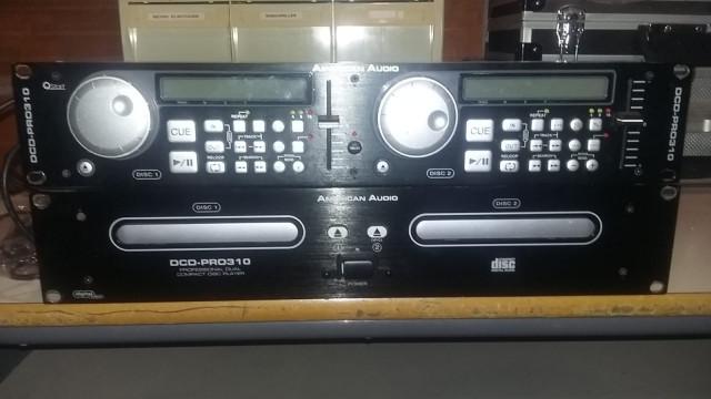 american audio DCO Pro310
