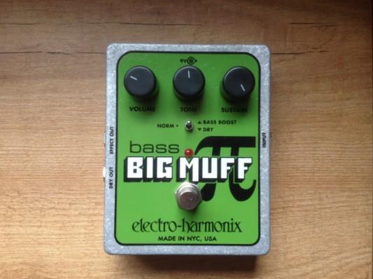 Ehx Bass Big Muff [Envío incluido]