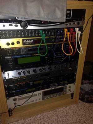 Vendo varios rack por cambio de studio